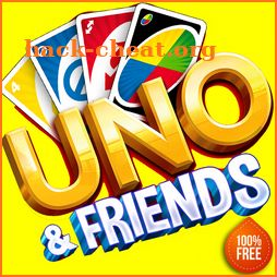 Uno Free With Friend icon