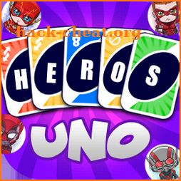 Uno Heroes Card icon