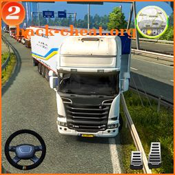 US Heavy Cargo Truck: Grand Driving Simulator 2020 icon