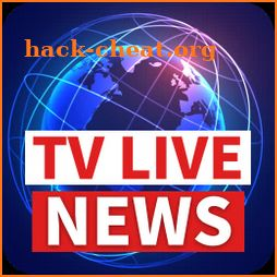 US News Live Free - 24 Hours HD News icon