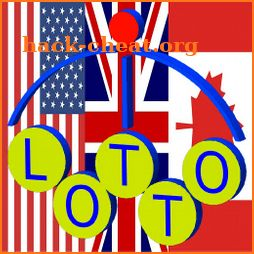 USA, UK, Canada Lottery Single Tickets icon
