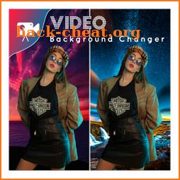 Video Background Changer : Auto Background Changer icon