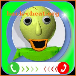 Video Call With Baldi - OMG HE SO FUNNY - icon