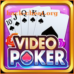 video poker - new casino card poker games free icon