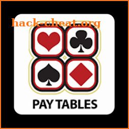 Video Poker PayTables by VideoPoker.com icon