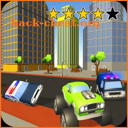 Vigilante chase drift: Drive, destroy, escape cops icon