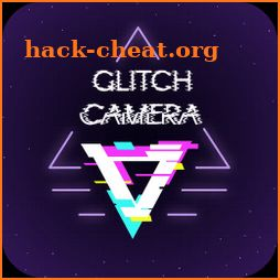 Vintage Camera: Glitch Effects & Vaporwave Editor icon