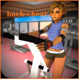 Virtual Lifestyle Fitness Girl: Slim Girl Workout icon