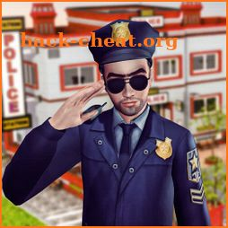 Virtual Police Officer Patrolling- Cops Vs Robbers icon