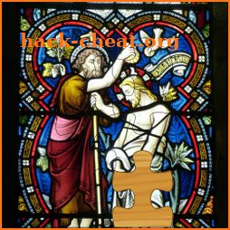 Vitrail and religion Jigsaw Puzzles icon