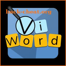 ViWord – Easy Word Search Puzzle Game icon
