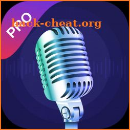 Voice recorder app : Audio editor - Best recorder icon