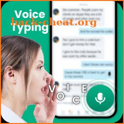 Voice Typing Keyboard – Speech to Text App icon