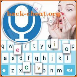 Voice Typing Keyboard - Speech to Text Converter icon
