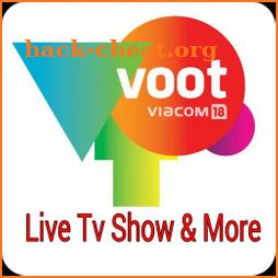 Voot Live Tv Shows Movies News More icon