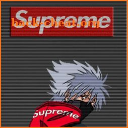 Wallpaper Anime Supreme New icon