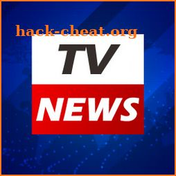 Watch TV news for free icon