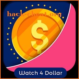 Watch4Dollar - Free Paypal Cash & Gift Cards icon