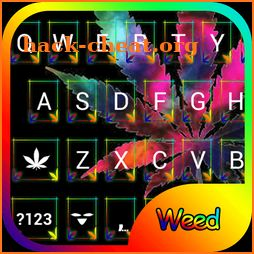 Weed Rasta Keyboard for Android GO🔥 icon