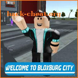Welcome to Bloxburg gangaster - Crime City icon