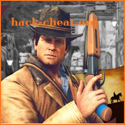 West Cowboy Gunfighter Game : Free Shooting Game icon