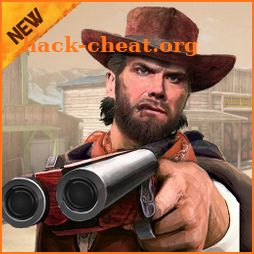 Western Gunfighter Cowboy Adventure : Wild West 3D icon