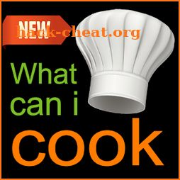 What Can I Cook: Recipe by ingredients icon