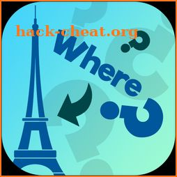 Where In The World? - Geography Quiz Game icon
