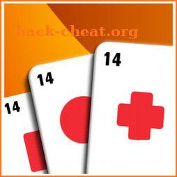 Whot King: Fun Card Matching Game - free + offline icon