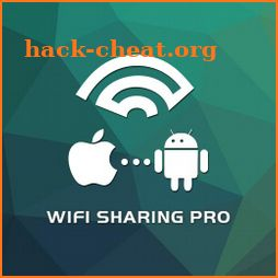 WiFi File Share Pro with iOS icon
