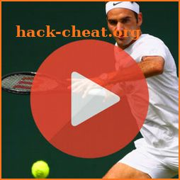 Wimbledon live streaming icon