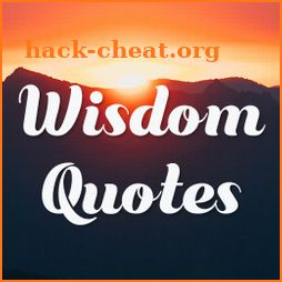 Wisdom Quotes: Wise Words icon