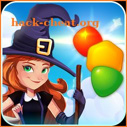 Witch Adventure Saga - Free Match3 & Puzzle Game icon