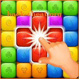 Witch blast - Free toy cube POP matching games icon