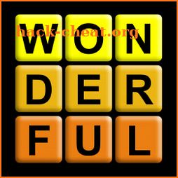 Wonderful Word Puzzles icon