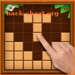 Wood Block Puzzle - Free Block Puzzle Game icon