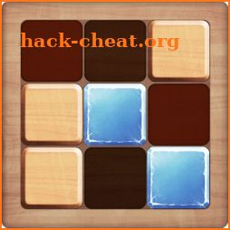 Woody Block : Level Master - Brain Test Game icon