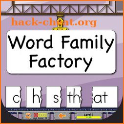 Word Family Factory icon