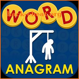 Word Game : Anagram Hangman icon