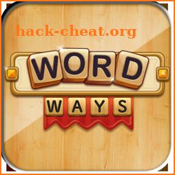 Word Ways: New Word Puzzle 2019 icon