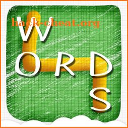 Words Paper - free addictive words search game icon