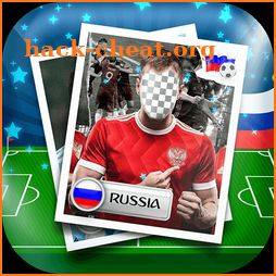World Cup 2018 Photo Frames - Jersey Photo Editor icon