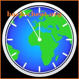 Worldclock icon