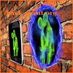Xray Wall Scanner HD Simulator icon