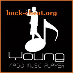Young Radio Music Player icon