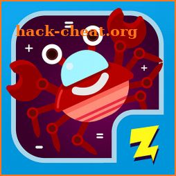 Zap Zap Kindergarten Math icon