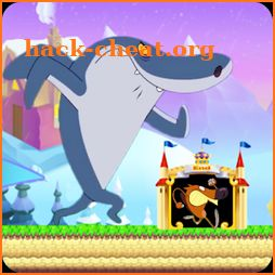 Zig the crazy and the adventurer Sharko icon