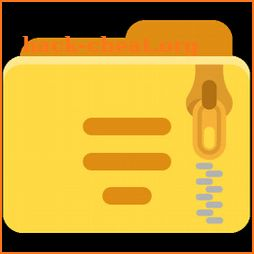 Zip, unzip & RAR File Extractor icon