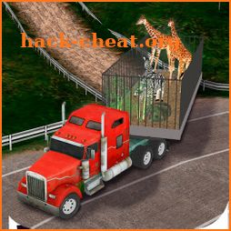 Zoo Animals Transport Truck Simulator icon