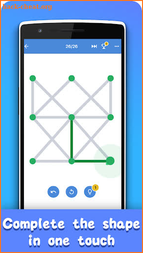 1 Line Drawing: Connect all the Dots screenshot